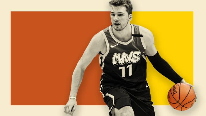 Doncic var en 'dræber med en babys ansigt': Nu er vidunderbarnet vokset til NBA's nye stjerne