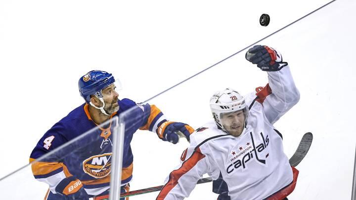 Ishockeystjernen Lars Eller får endnu en chance i NHL's slutspil
