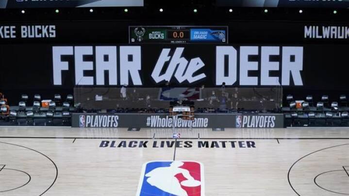 NBA udskyder tre slutspilskampe efter politiprotester