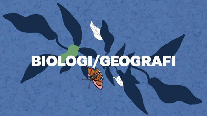 Naturen til debat i biologi og geografi
