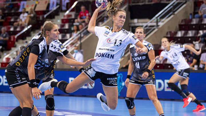 Team Esbjerg indleder med storsejr i Champions League