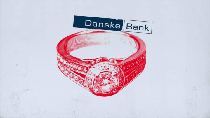 Danske Bank-ansatte modtog mistænkelige millioner: Brugte dem på dyre biler og smykker