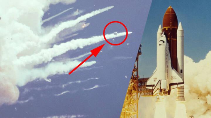 Her er 5 ting, du (måske) ikke vidste om rumfærgen Challenger