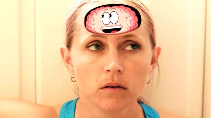 Svært ved at overtale din dovne hjerne til en løbetur? Derfor takker den dig bagefter
