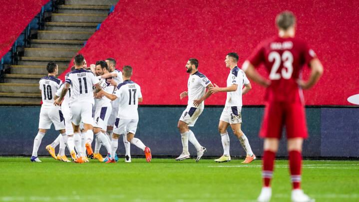Heller ikke denne gang: Norge misser tiende slutrunde i træk
