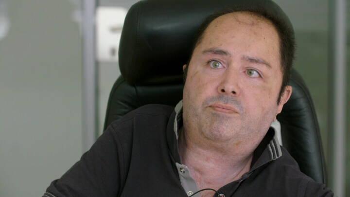 Snyder ansatte for løn: Handicapsvindleren Sabit Tüfekci er på banen igen