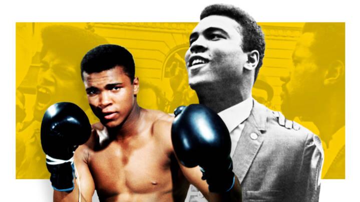 Ali smed sin OL-medalje i floden og nægtede at drage i krig: Da han kom ud af eksil, var han blevet et ikon