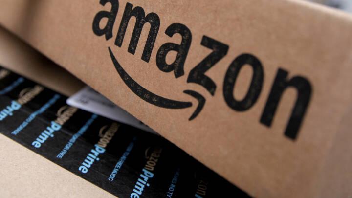 Amazon er landet i Sverige - men staver dårligt