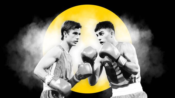 'Den største danske boksekamp i et årti': En skakduel mellem to intellektuelle boksere