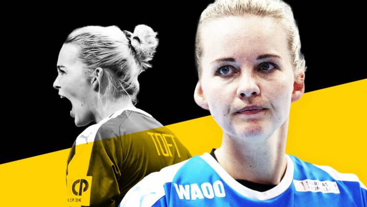 Efter et år sidder VM-skuffelsen stadig i Sandra Toft: 'Jeg græder, når jeg ser Serbien-kampen'