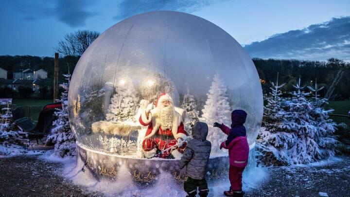 Coronavirus gør danske julemænd arbejdsløse: 'Det er virkelig en trist jul'