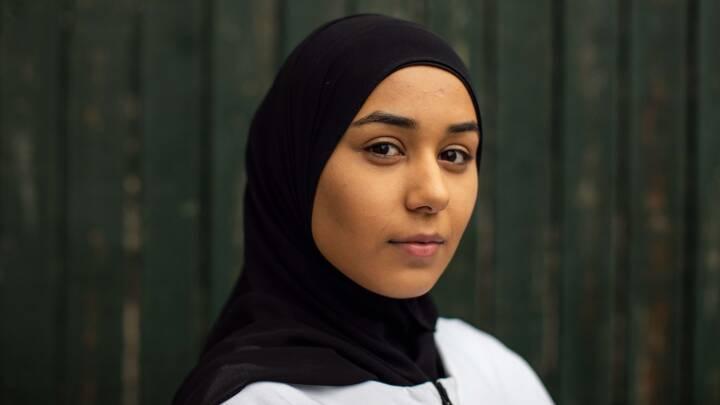 Nagin på 21 har fået 40 unge piger med ikke-vestlig baggrund til fodbold