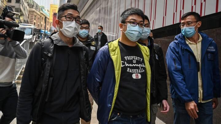 Kina slår igen ned på Hongkong: 'Det ser sort ud for demokrati-bevægelsen'