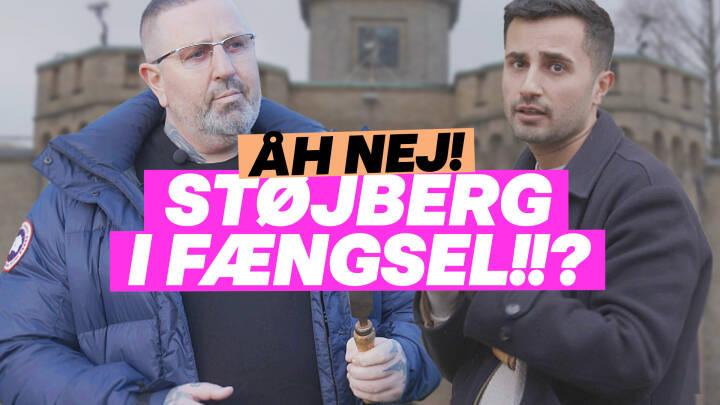 Brian Sandberg hjælper Inger Støjberg