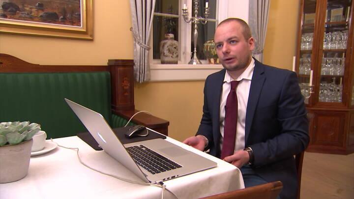Jeffrey Luz Ishøy har droppet Facebook og Twitter til fordel for censurfri sociale medier