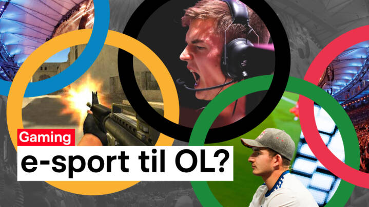 VIDEO: Hvorfor er e-sport ikke på OL-programmet til sommer?