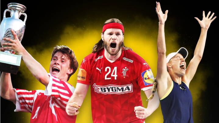 AFSTEMNING Mikkel eller Wozniacki? Hvor er de dobbelte verdensmestre på alletiders rangliste?