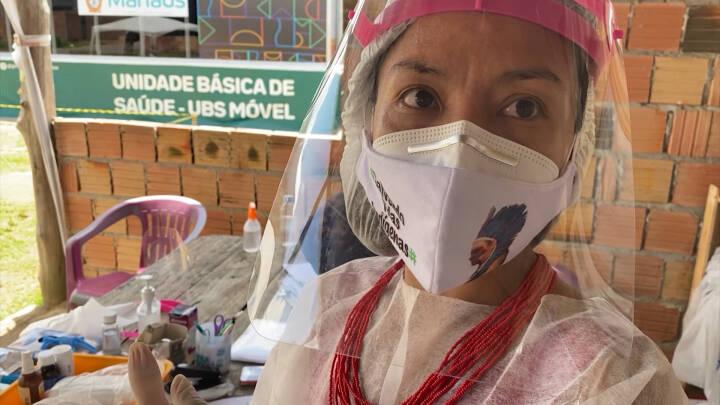 I Manaus er mange ramt af corona - for anden gang: 'Ingen kan sige, at det bare er en lille influenza'