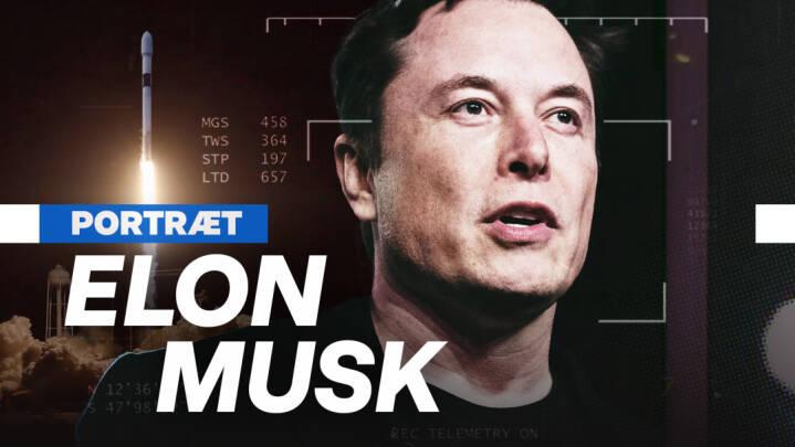 Derfor vil Elon Musk have os til Mars