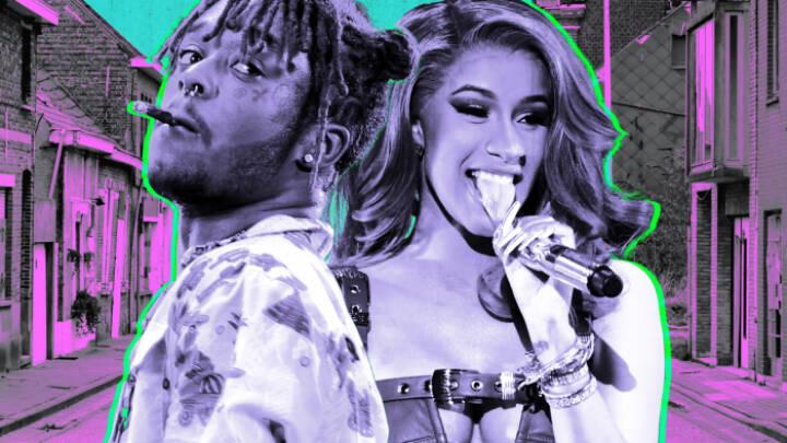 Fra mørke misbrugsmiljøer til vanvittig luksus: Sådan blev udskældt musikstil til årtiets største hit
