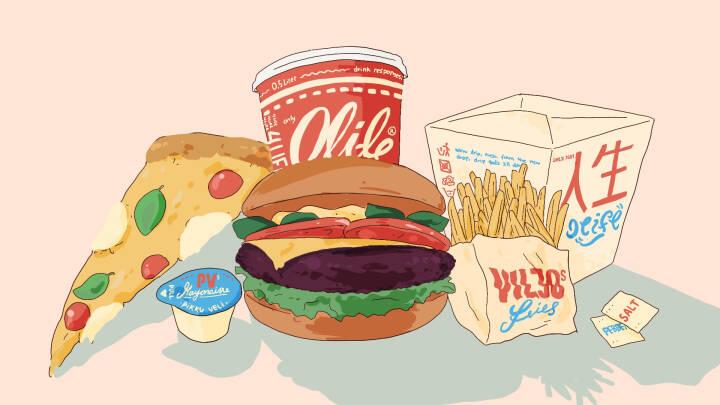 'Sindssygt lækkert'! Lav din burger på en ny måde