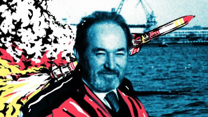 Henning og 'hovsa-missilet' sprængte fire sommerhuse i luften - og så begyndte jagten på en syndebuk