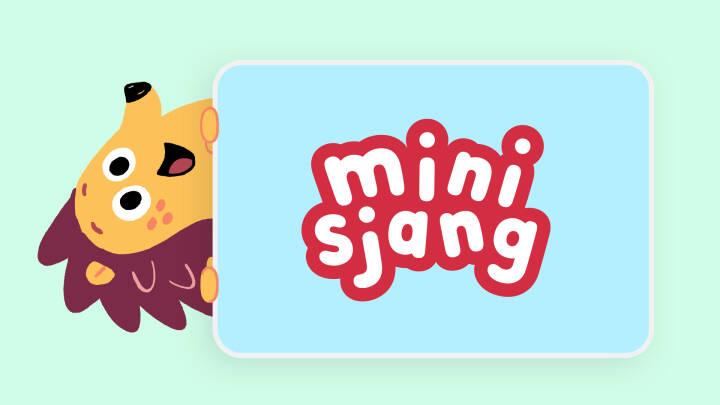 Hent Minisjang-appen: Læs mere om og hent appen her