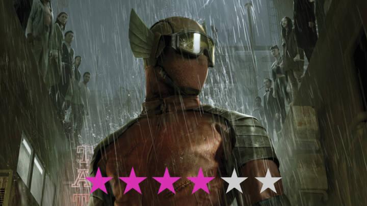 'Den har været billigere end at trimme Thors næsehår': Sådan en superheltefilm har du aldrig set før