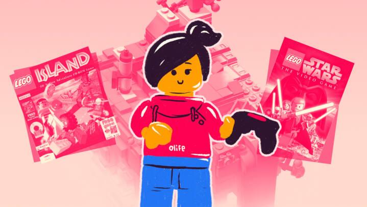 LEGO har udgivet spil i 25 år: 'Vi har måske fokuseret meget på drengene'