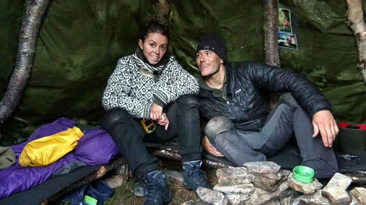 LÆS SVARENE fra Danielle og Patrick fra 'Alene i vildmarken': 'Vi vil afsted igen, når det bliver lidt varmere'