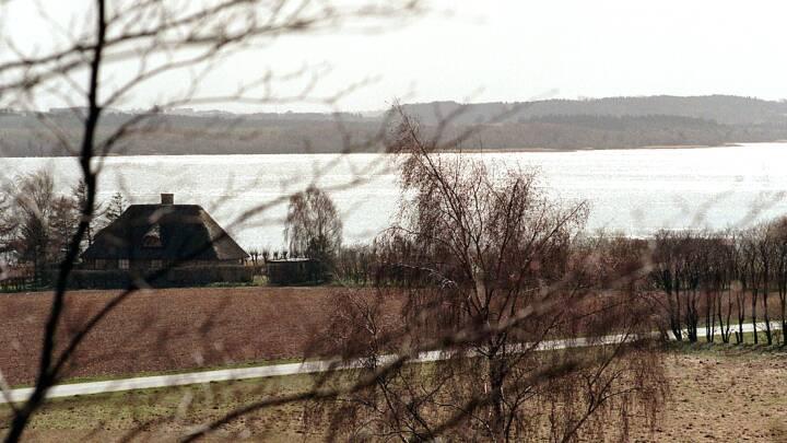 """Præcisering i """"seneste nyt"""" på dr.dk om Tange Sø"""