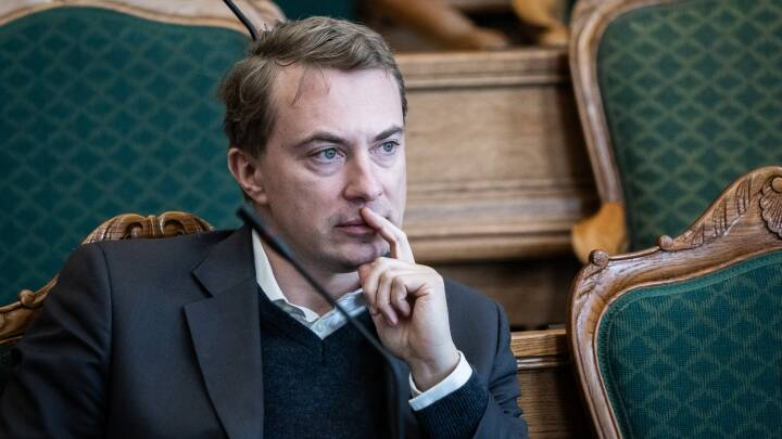 Morten Messerschmidt bliver tiltalt af Bagmandspolitiet for dokumentfalsk