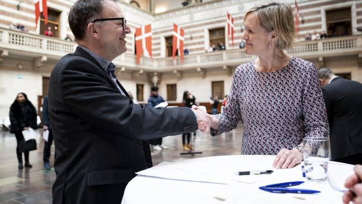 Strammere krav for at få rødbedefarvet pas: Ingen fængselsdømte skal have dansk statsborgerskab