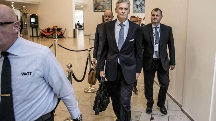 Bagmandspolitiet opgiver at stille Danske Bank-chefer til ansvar for hvidvasksagen