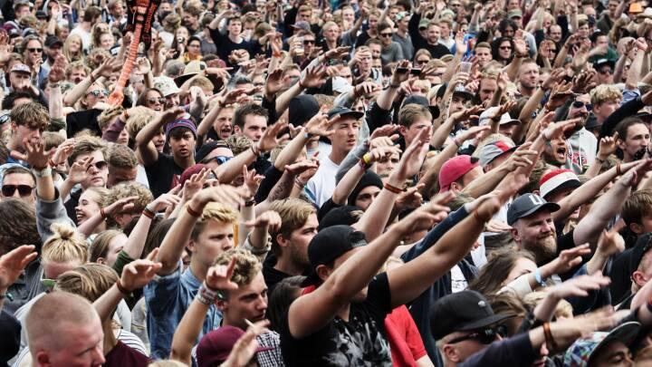 Festivaler aflyser på stribe: 'Det er en trist dag'