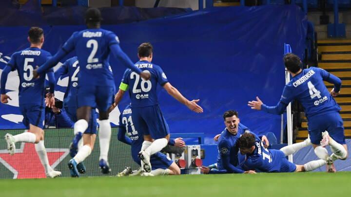 Chelsea og 'AC' klar til Champions League-finalen: Sender Real Madrid ud