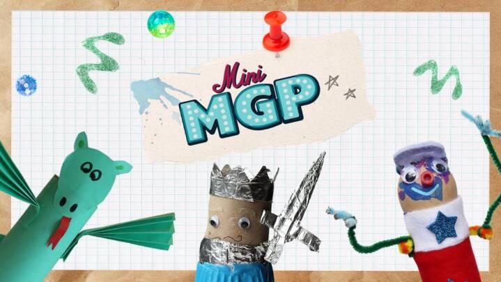 Send rullinger ind til Mini MGP