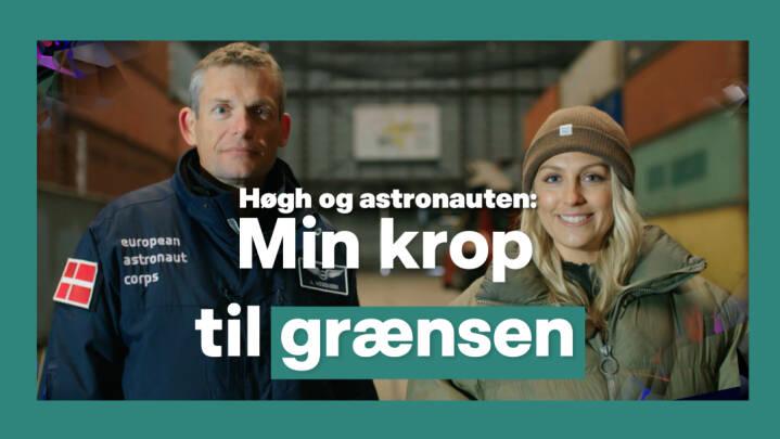 Find alle programmer af 'Høgh og astronauten- Min krop til grænsen' her