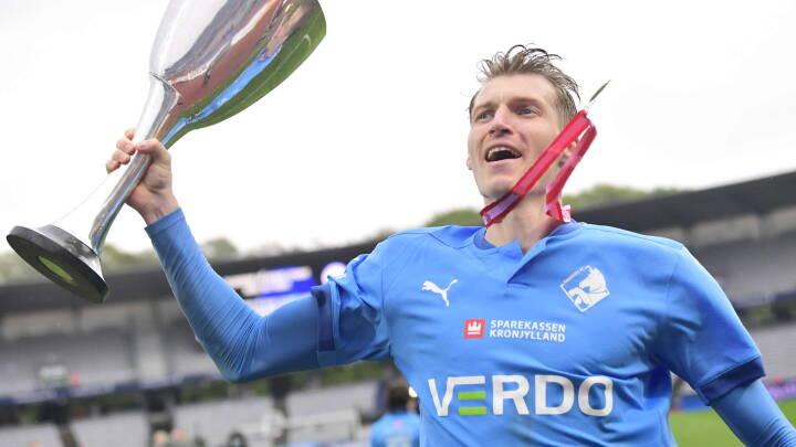 MINUT FOR MINUT 4-0: Suveræne Randers er pokalmester efter sejr over Sønderjyske