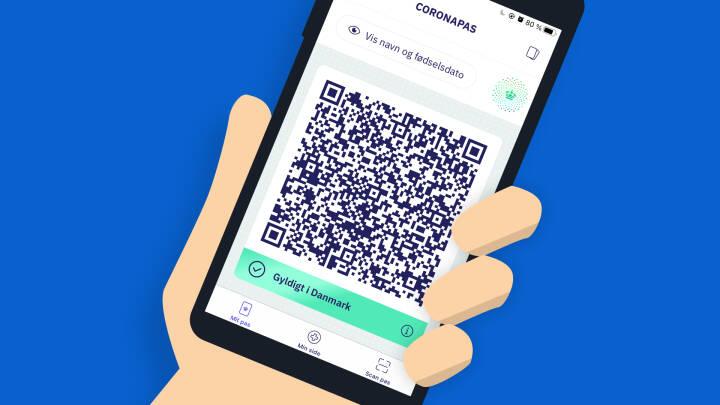 Nu kan du downloade det nye coronapas: Se fordele og ulemper ved at skifte til den nye app