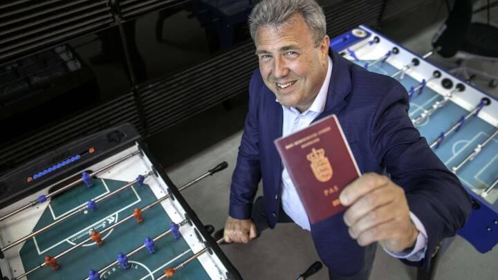 Ole Ryborg skal rundt i Europa: EM er mere end 'bare' fodbold