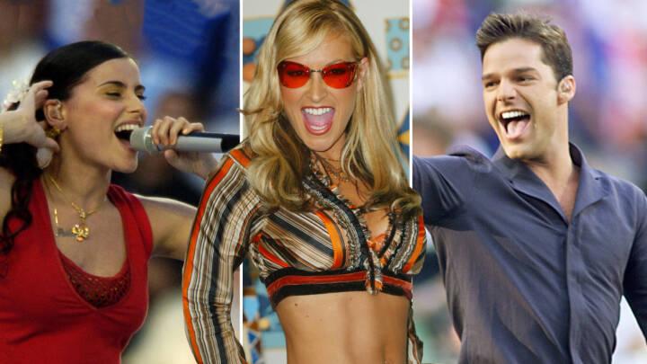 Kan du huske Anastacias VM-sang? Her er 5 fodbold-hits, du (måske) har glemt