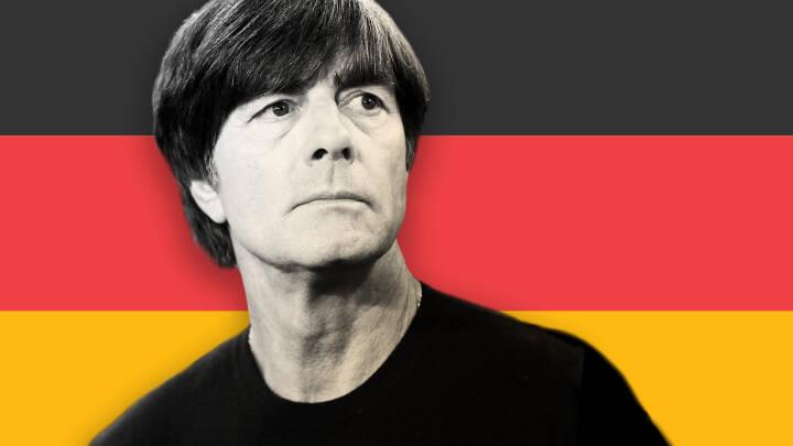 Manden, der bragte tysk fodbold tilbage til verdenstoppen, kæmper for at bevare sit eftermæle