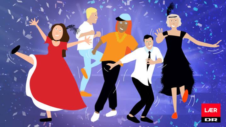 Dans med din klasse: Lær verdens sejeste dansetrin fra alle verdenshjørner