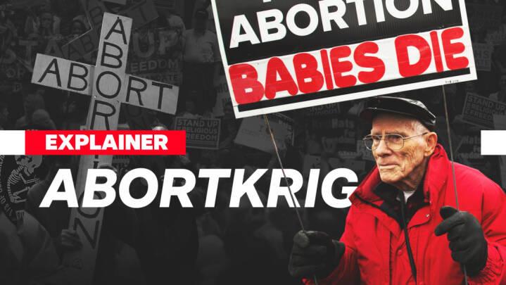 Kan kvinder miste retten til abort i USA?