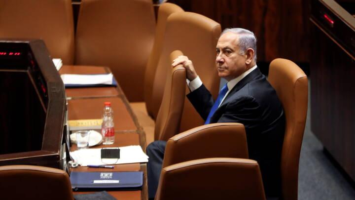 Netanyahu mister magten - Nu overtager 'den mest mærkværdige regeringskoalition i Israels historie'