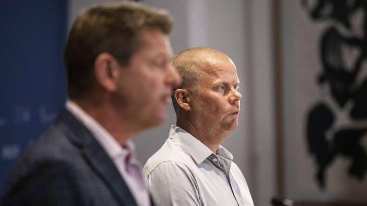 Formand for børnelæger gik imod Søren Brostrøm på pressemøde: 'Jeg havde undladt at træffe beslutningen'