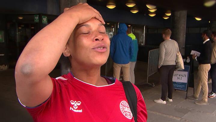 Danske fans sikrede sig de sidste billetter: 'Jeg ved ikke, hvad jeg har betalt. Penge eller min førstefødte? Jeg aner det ikke'