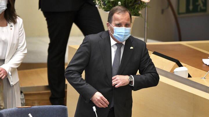 'En højst usædvanlig situation': Sveriges statsminister taber mistillidsafstemning