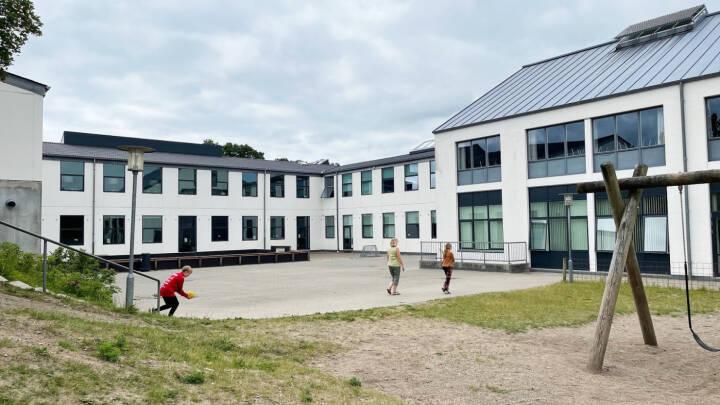 Skoler i Aalborg sikret for at undgå sammenstyrtninger: Samme byggesystem er blevet brugt i hele landet